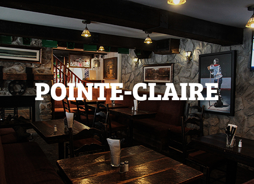 Ye Olde Orchard Pub Pointe Claire West Island