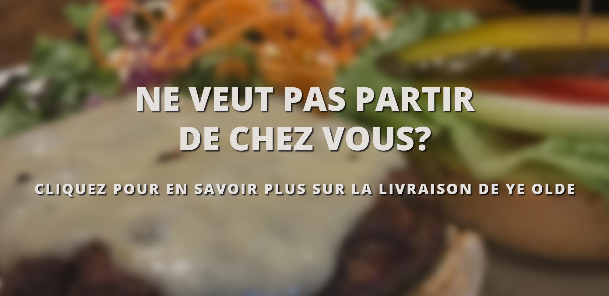 Livraison Montreal Burger Pub Food Cari Fish & Chips Poutine