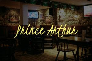 Ye Olde Orchard Pub Bar Montréal Plateau Prince Arthur Restaurant