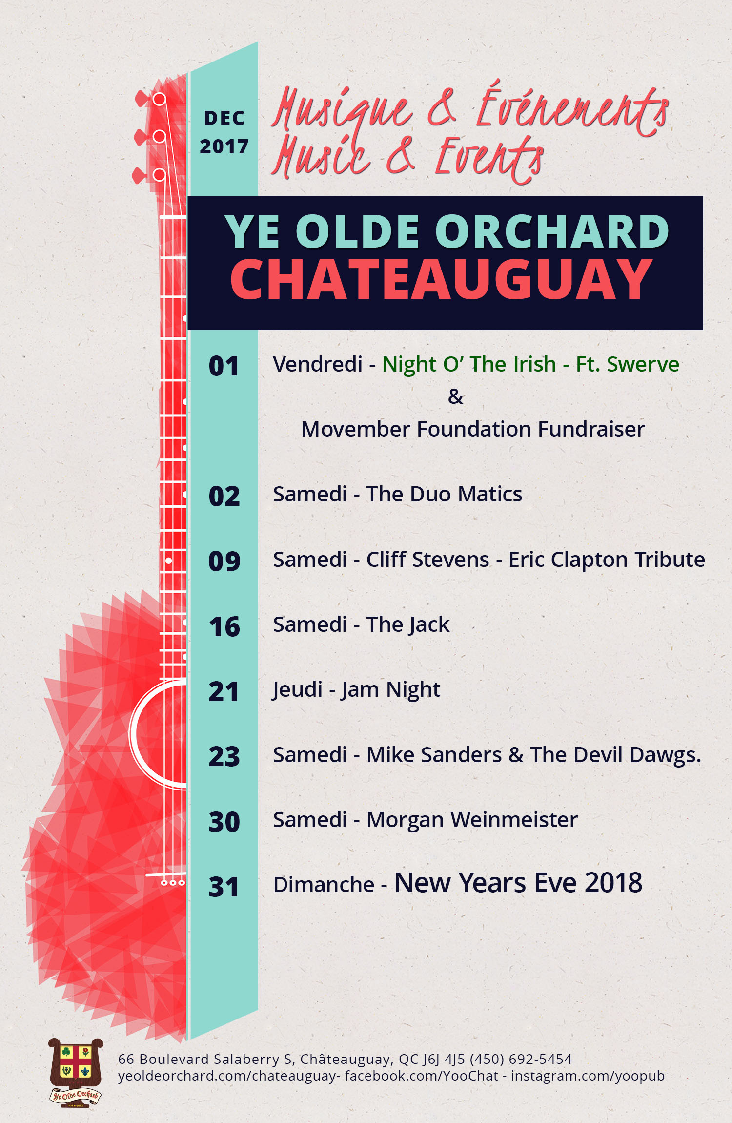 ye-olde-orchard-pub-music-and-events-calendar-Chateauguay-DEC-WEB