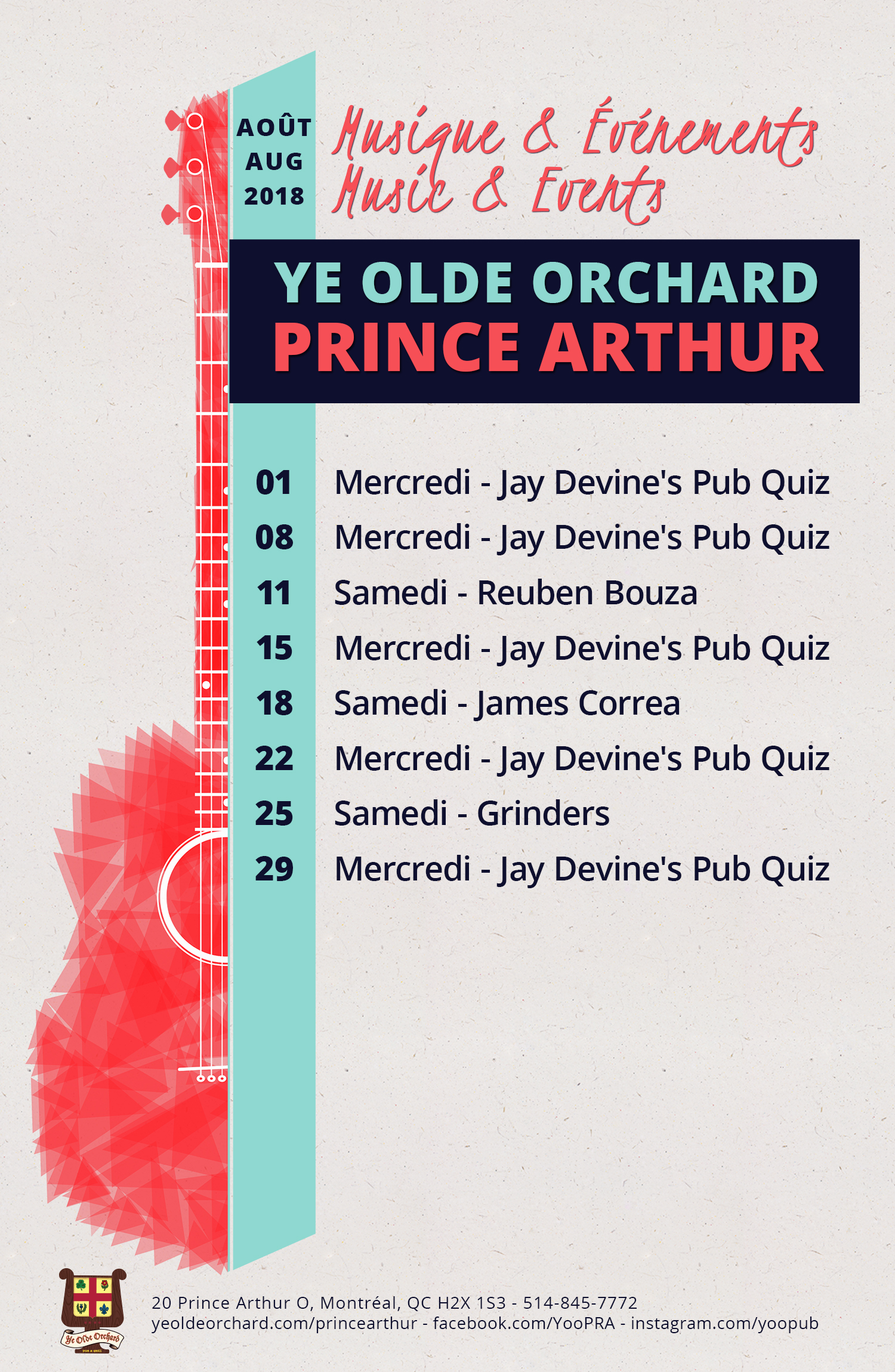 ye-olde-orchard-pub-music-and-events-calendar-prince-arthur-august-WEB